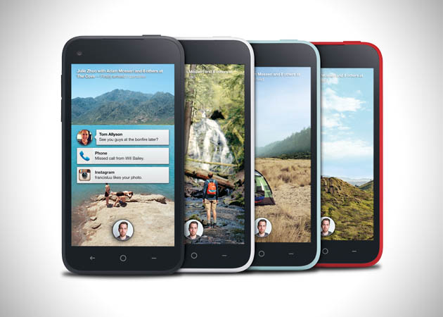 HTC First – The New Facebook's Smartphone
