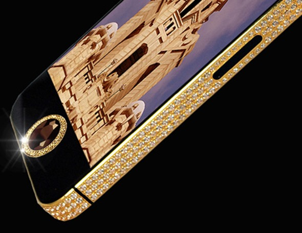 iphone 5 black diamond close iPhone 5 Black Diamond Edition Now Available For $15 Million