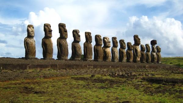 1. Easter Island