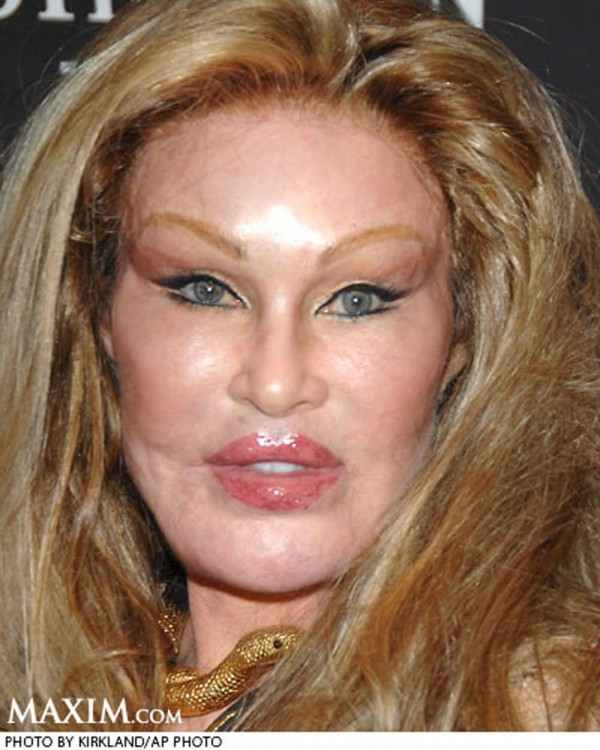 10. Jocelyn Wildenstein 600x750 10 Most Eccentric Millionaires and Billionaires