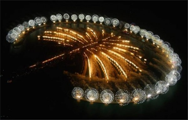 10. Palm Islands, Dubai