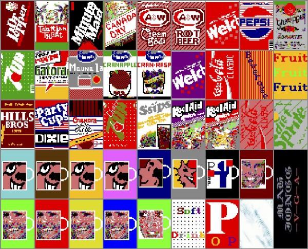 10. Soda Brands