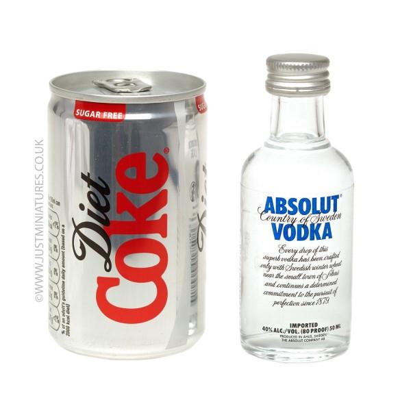 2. Diet Soda Cocktails