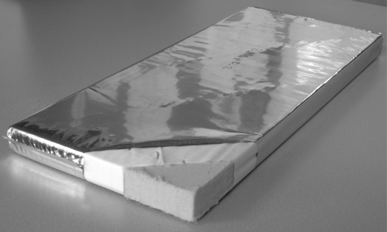 Panel insulation