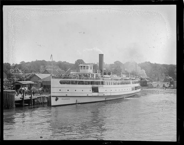 4. SS Islander's Evasive Gold