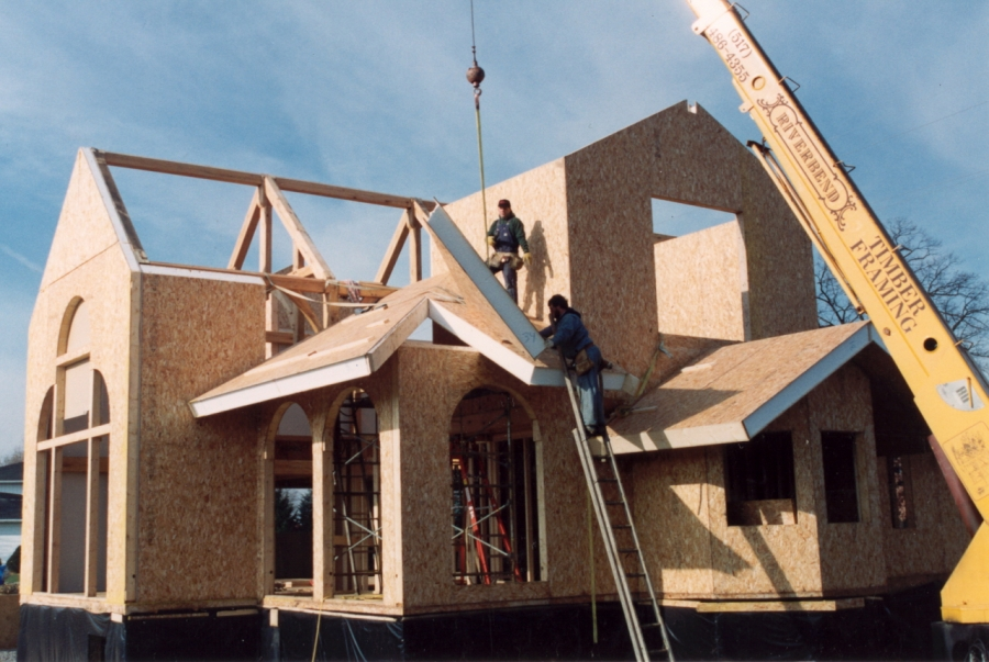 Top 10 new building materials realitypod part 2 Structural insulated panel homes