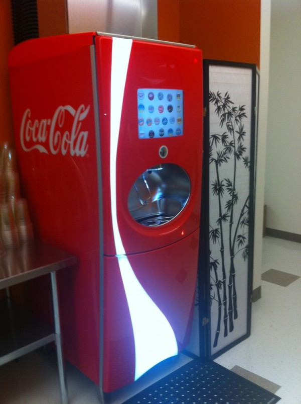 5. Variable-Price Coke Machines