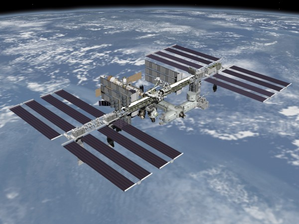 6. The International Space Station