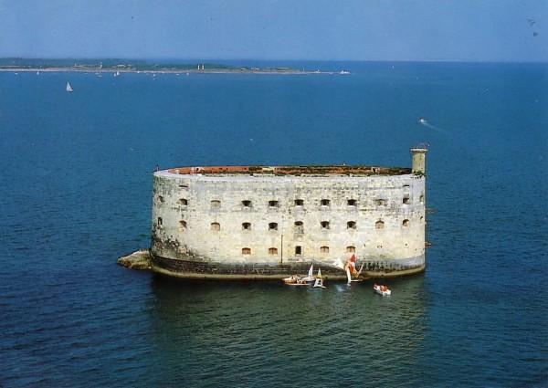 7. Fort Boyard, France