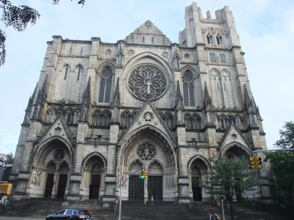 8. Cathedral of Saint John the Divine