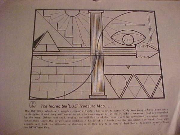 8. Lue Treasure Map
