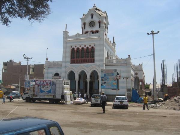 9. Treasure Chest of the Church of Pisco