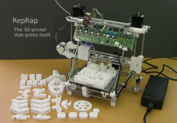 1. 3D Printers 600x417 10 Amazing New Uses Of 3D Printers