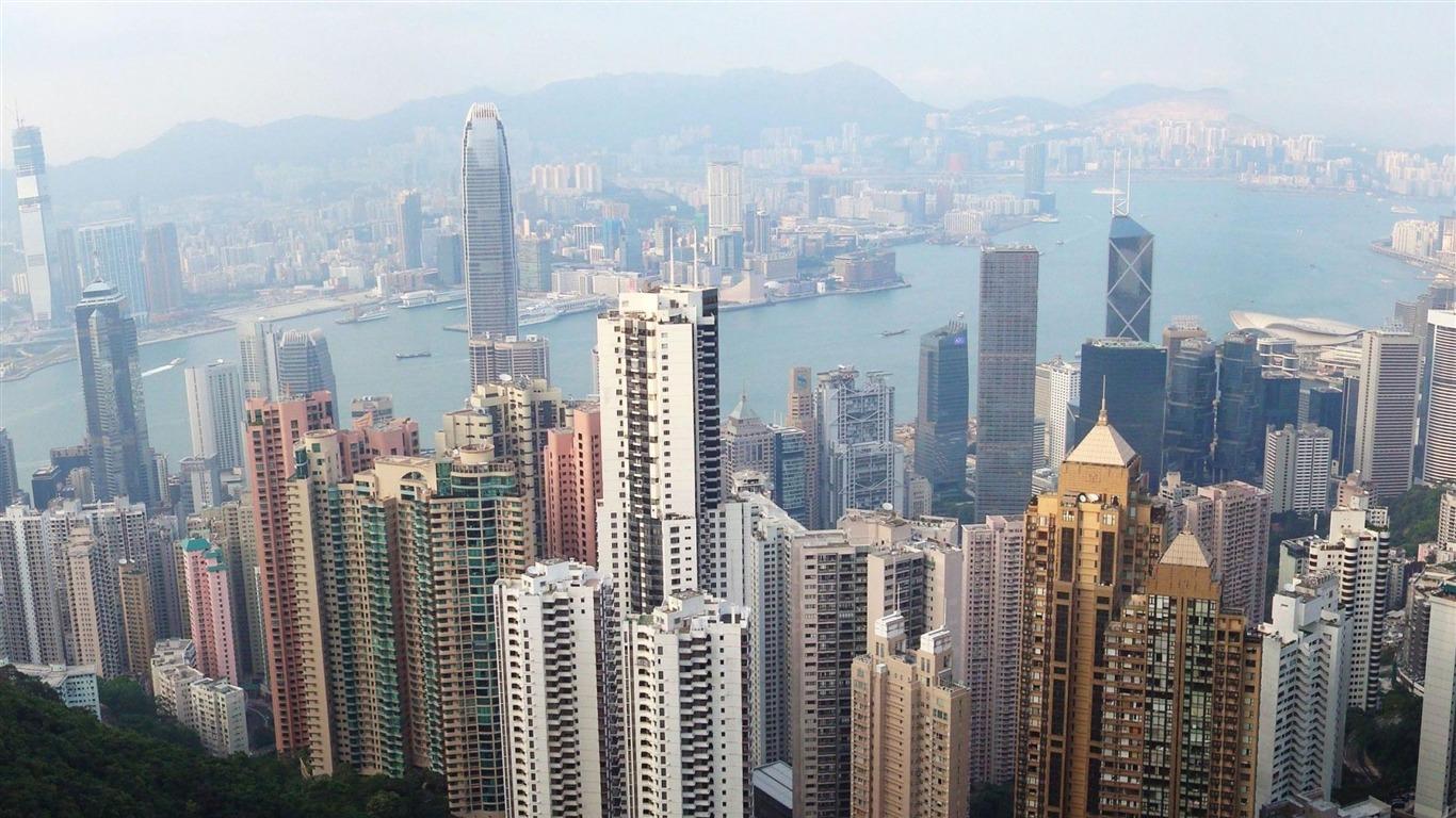 Top 10 Skylines Around The World