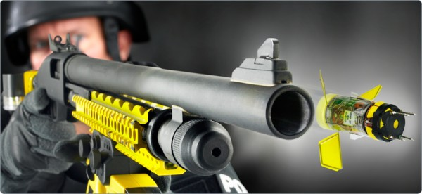 1.  The Taser Shotgun