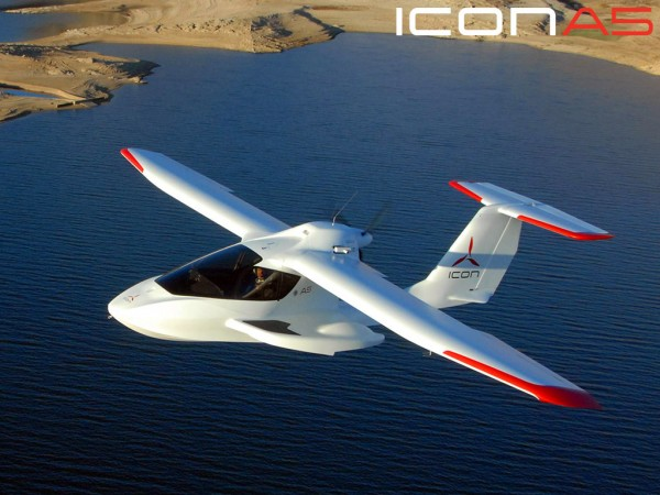 1.The Icon A5