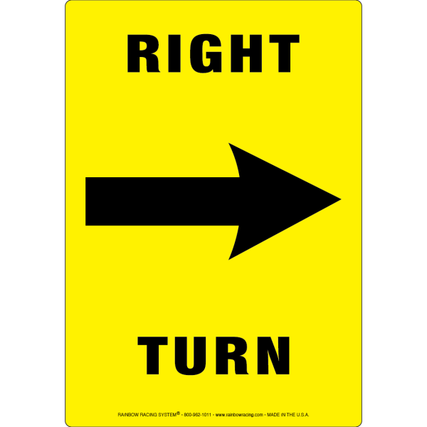 10 The Glorious Right Hand Turn