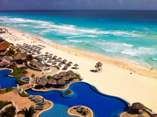 10. Cancun, Mexico