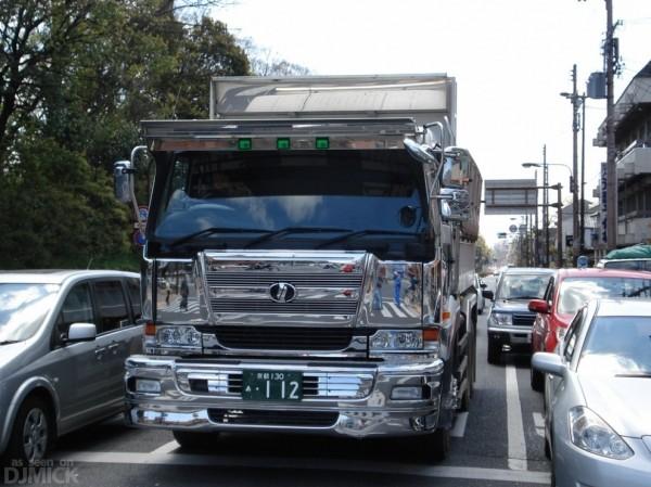 10. Dekotora (Japan)