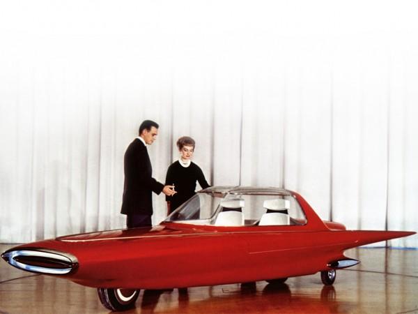 2. Ford Gyron (1961)