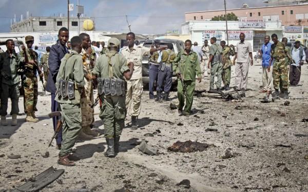 2. Mogadishu