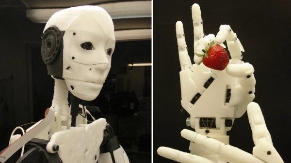 2. Robots 600x337 10 Amazing New Uses Of 3D Printers