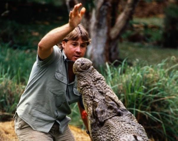 2. Steve Irwin Death Video