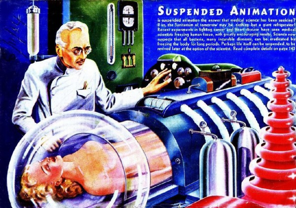 2. Suspended Animation 600x422 Top 10 New Medical Technologies That Make You Live Longer