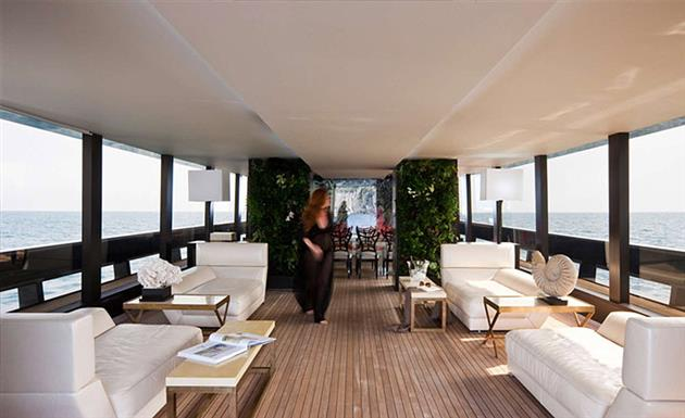 20 Million H2ome Yachting Villa 8 $20 Million H2OME Yachting Villa    Indeed A Dream