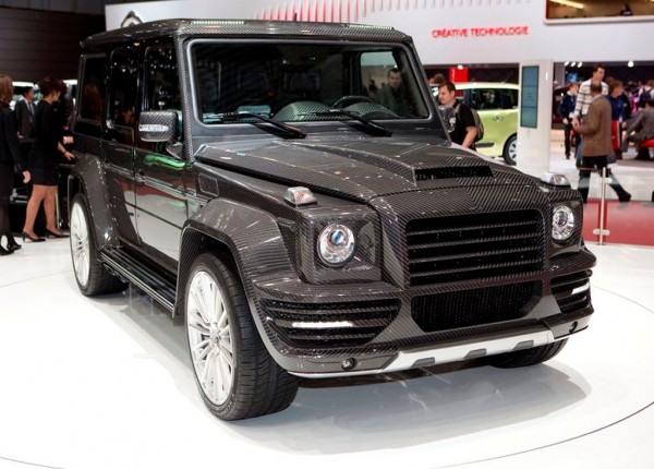 2010 Mercedes Benz Mansory G Couture 600x430 Top 10 Most Powerful SUVs Of The World