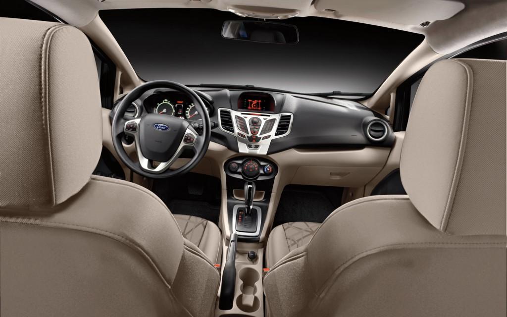 2012 Ford Fiesta Hatchback Interior 1024x640