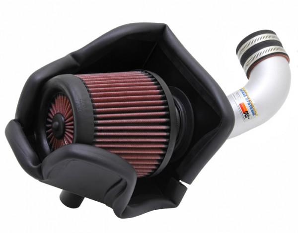 3 Free flowing Air Intake System