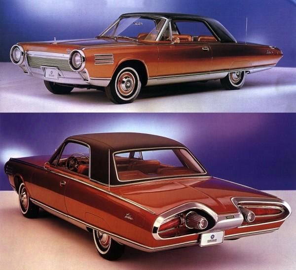 3. Chrysler Turbine Car (1962-1964)