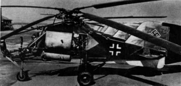 3. Flettner Fl 282 Kolibri