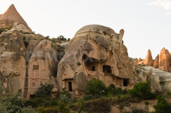 3. The Rock Sites and Cave Homes, Cappadocia