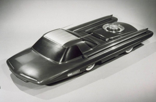 4. Ford Nucleon (1958)