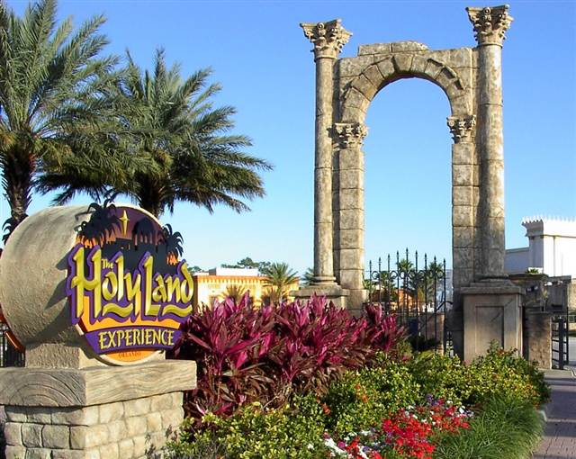 Holy land orlando sexual