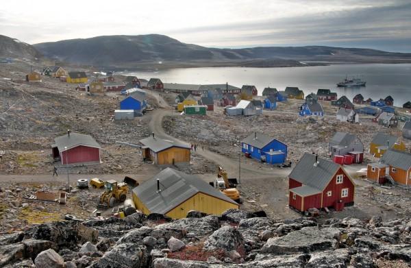 6. Ittoqqortoormiit, Greenland