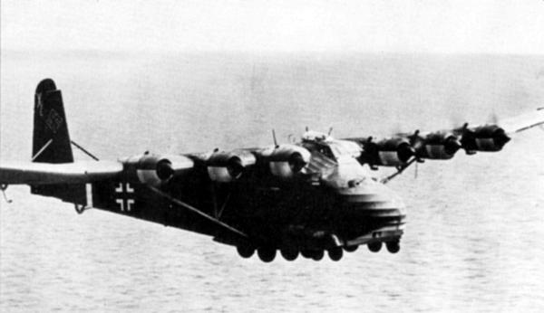 7. The Messerschmitt Me 323 Gigant