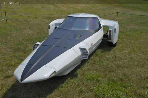 8. Chevy Astro III (1969)