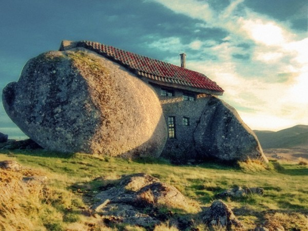 8. The Stone House, Portugal