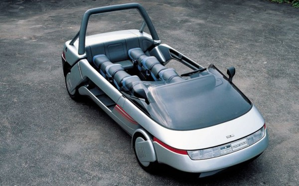 9. Italdesign Machimoto (1986)