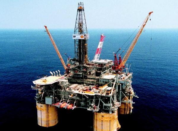 9. Oil Rig Worker