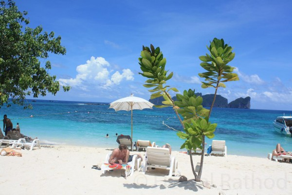 9. Phi Phi Islands, Thailand