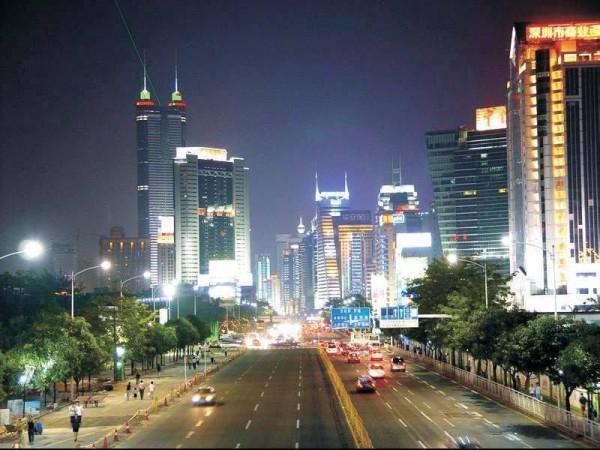9. Shenzhen, China