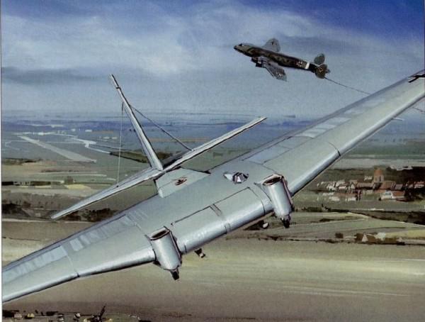 9. The Junkers Ju 322 Mammut