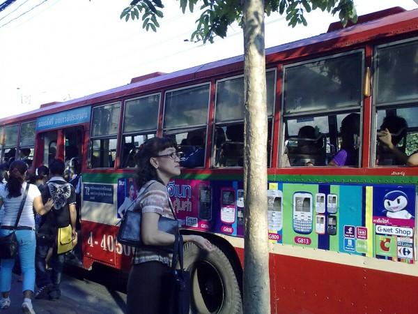 9. Tourist Buses (Thailand)