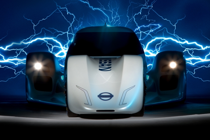 ZEOD – Nissan Unveils The Fastest Electric Car In The World