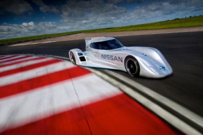 Nissan ZEOD RC2 ZEOD   Nissan Unveils The Fastest Electric Car In The World