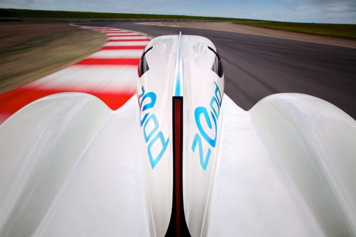 Nissan ZEOD RC4 ZEOD   Nissan Unveils The Fastest Electric Car In The World